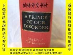 二手書博民逛書店【罕見】 A Prince Of Our Disorder: The Life Of T. E. Lawrence