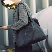 側背包男士斜背包手提旅行包運動健身包大容量行李包【毒家貨源】