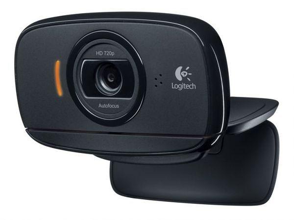 全新 羅技 Logitech HD 網路攝影機 C525 HD Webcam C 525 內建麥克風