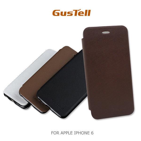 ☆愛思摩比☆GUSTELL 谷斯特 APPLE IPHONE 6 4.7 吋 真皮皮套 可立皮套 保護殼 保護套
