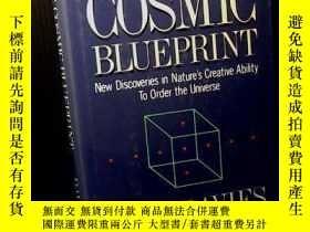 二手書博民逛書店The罕見Cosmic Blueprint New Discov