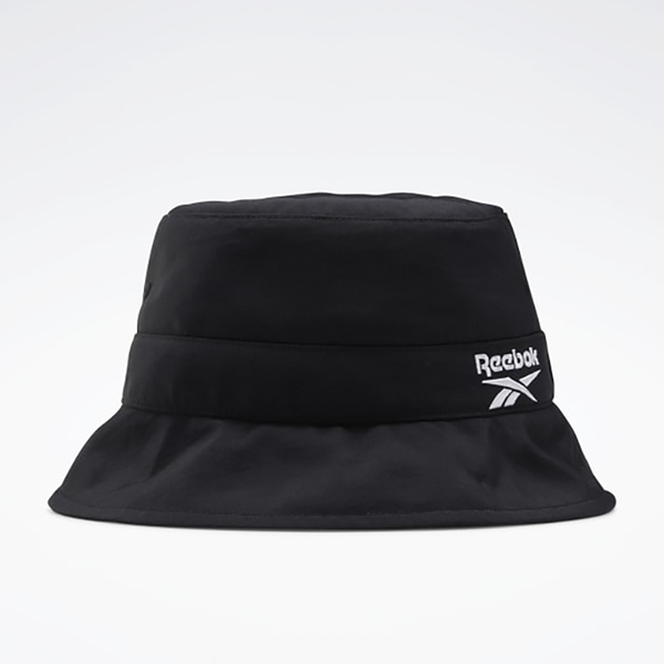 REEBOK CLASSICS FOUNDATION 帽子 漁夫帽 休閒 黑【運動世界】GM5866