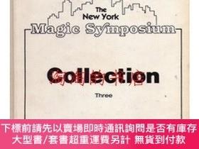 二手書博民逛書店The罕見New York Magic Symposium, Collection ThreeY473414