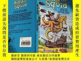 二手書博民逛書店billy罕見the squid 魷魚比利Y200392