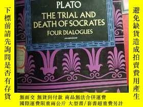 二手書博民逛書店The罕見Trial and Death of Socrates