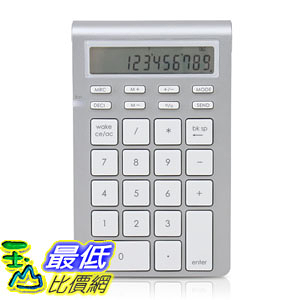[美國直購] Satechi (ST-WKP31) 鋁合金 數字 鍵盤 Keypad for iMac, MacBook and Mac Mini