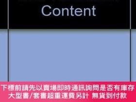 二手書博民逛書店Critiquing罕見Radio and Television Content-批評廣播電視內容Y41495