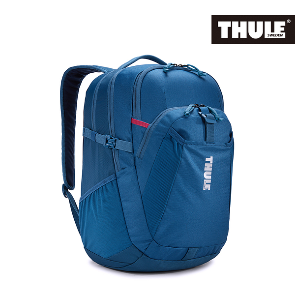 THULE-Narrator Backpack 28L筆電後背包TCAM-5216-藍