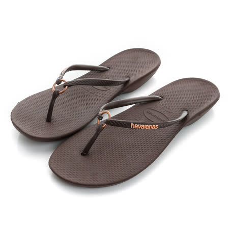 Havaianas 哈瓦仕 夾腳拖 扣環款 拖鞋 HF6F2615N9 37號