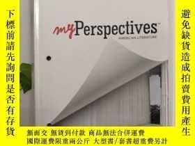 二手書博民逛書店My罕見Perspectives ,American Liter