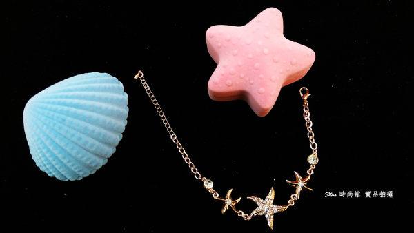 star 海洋系列 -海星星手鏈-C63