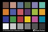 [2美國直購] 色彩校正卡 Pixel Perfect Camera Color Correction Card (Set of 2) 4吋x 6吋 for Photo