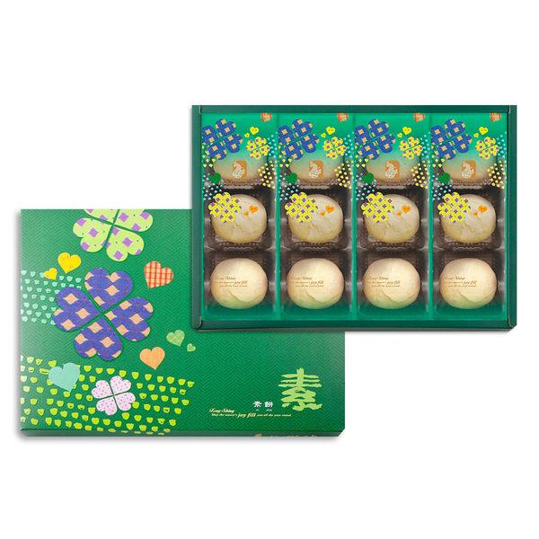 豐興餅舖 奶素綠豆小月餅 12入/盒
