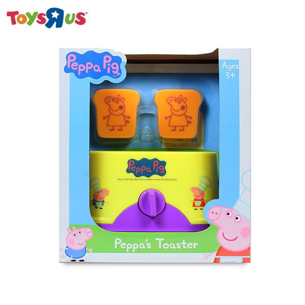玩具反斗城 【PEPPA PIG 】粉紅豬小妹烤土司 #