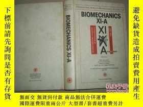 二手書博民逛書店BOMECHANICS罕見XI-A[如圖自薦]7938 EDIT