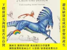 二手書博民逛書店原版罕見Science of Creature Design 幻想類生物速寫Y331463