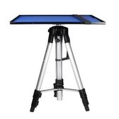 投影儀支架 落地家用通用伸縮投影支架三腳架三角架桌面便攜鋁合金托盤床頭投影機支架H