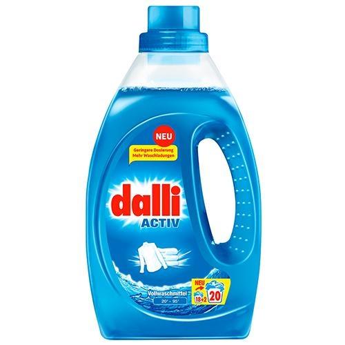 德國Dalli 全效超濃縮洗衣精1.1L【愛買】