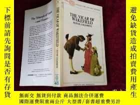 二手書博民逛書店THE罕見VICAR OF WAKEFIELD (小32開)Y2