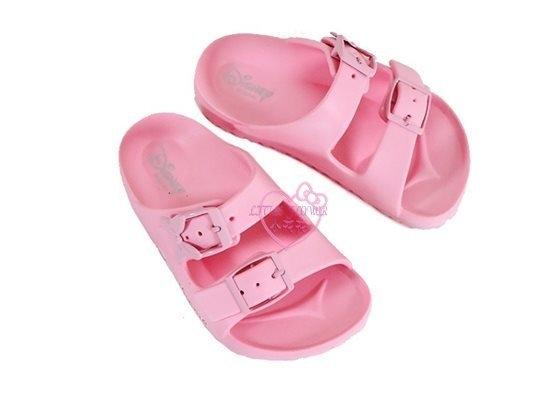 小花花日本精品米妮粉色蝴蝶結兒童拖鞋外出鞋止滑防滑防水透氣好清洗好穿脫120002