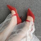 高跟鞋防掉神器懶人免繫鞋帶鞋不跟腳鞋大固定綁帶扣鬆緊帶束 【快速出貨】