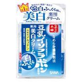 極品世界 SANA 豆乳美白水凝霜 50g
