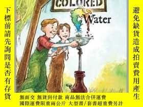 二手書博民逛書店A罕見Taste of Colored WaterY362136 Matt Faulkner Mat... S