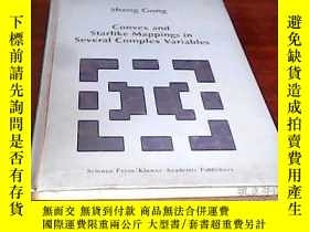二手書博民逛書店CONVEX罕見AND STARLIKE MAPPINGS IN