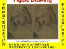 二手書博民逛書店Master罕見Class In Figure Drawing-圖形制圖碩士班Y436638 Robert B