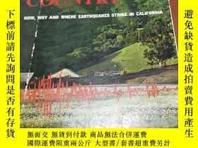 二手書博民逛書店EARTHQUAKE罕見COUNTRYY20470 ROBERT