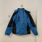 戶外衝鋒衣新款加厚加絨防潑水防風寒夾克外套(2XL號/777-7580)