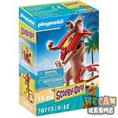 史酷比 救生員 (playmobil摩比人) 70713