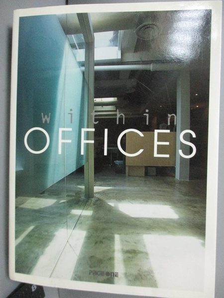 【書寶二手書T7/設計_GSG】Within offices_PAGE ONE PUBLISHING PTE LTD