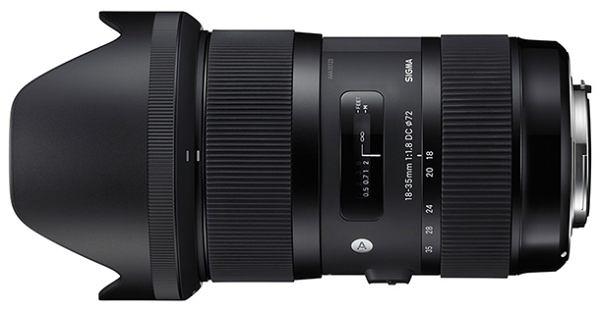 [EYE DC] SIGMA 18-35mm F1.8 DC HSM 恆伸公司貨保固三年~ (一次付清)