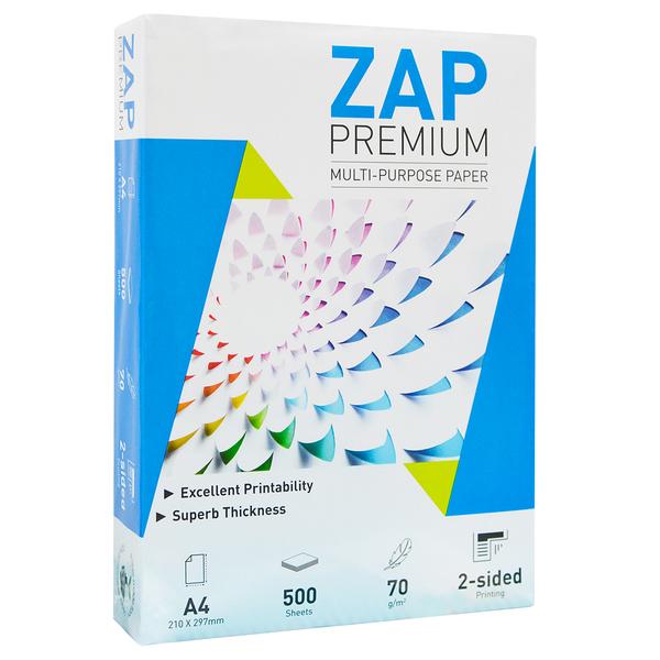 【奇奇文具】ZAP 70P A4 影印紙