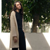 東京著衣【KODZ】雜誌流行麻花織紋設計針織外套(172500)
