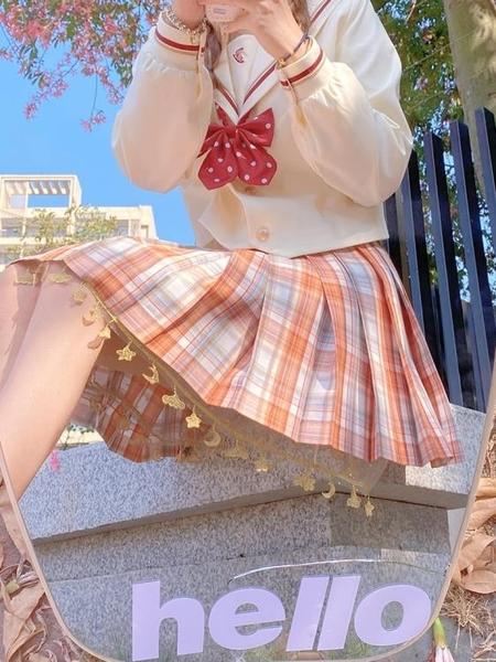 安全褲 伴月星安全褲jk放走光蕾絲內搭打底褲純棉透氣下擺小星星保險褲女 非凡小鋪