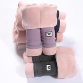 兒童棉褲 女童冬裝新款棉褲兒童三層加絨加厚兒童打底褲外穿中小童保暖褲子【免運】