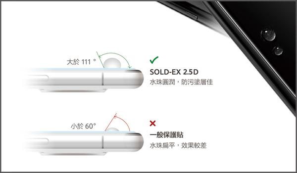 【愛瘋潮】IMOS CASIO EX-TR80 強化玻璃 保護貼 2.5D 滿版 玻璃貼 美國康寧 螢幕玻璃貼 9H