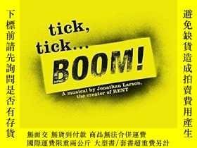 二手書博民逛書店Tick,罕見Tick ... Boom!Y256260 Larson, Jonathan Hal Leona