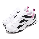 Nike 休閒鞋 M2K Tekno 白 黑 女鞋 運動鞋 老爹鞋 【PUMP306】 AO3108-105