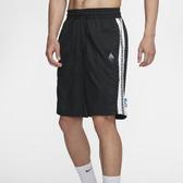 F-NIKE GIANNIS 男裝 短褲 籃球 輕巧 柔軟 休閒 透氣 黑白 CD9559-010