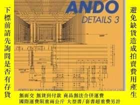 二手書博民逛書店Ando罕見Tadao - Details 3Y364682 Yukio Futagawa A.d.a. Ed