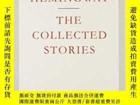 二手書博民逛書店Collected罕見Stories 海明威小說集Y1762 E
