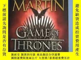 二手書博民逛書店A罕見Game of Thrones: A Song of Ic
