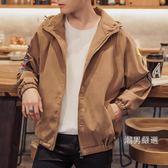 學生夾克春秋季外套男士寬鬆外衣正韓青少年棒球服情侶裝潮流新品