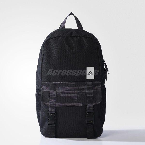 adidas 後背包 A.Classic M G1 雙肩背 中性款 黑 男女款 【PUMP306】 S99851