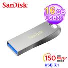 【SanDisk】ULTRA LUXE CZ74 USB 3.1 16G 隨身碟