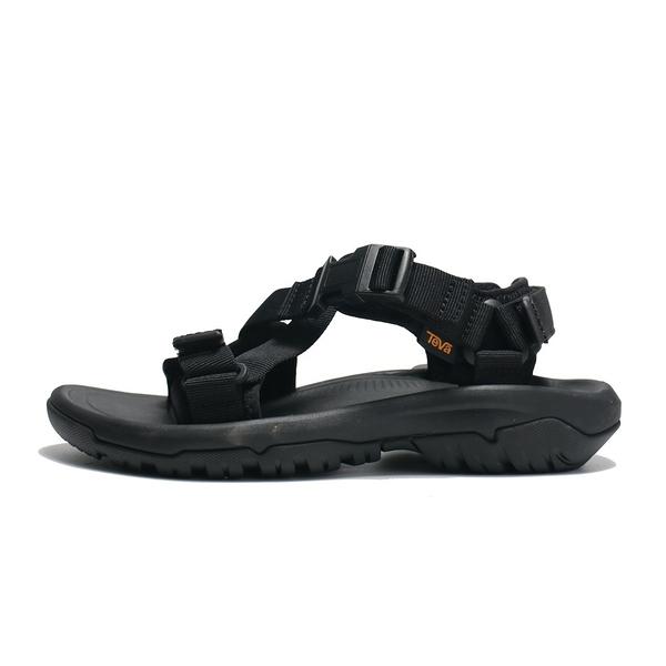 【TEVA】HURRICANE VERGE 織帶涼鞋 黑色TV1121535BLK