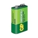 【鼎立資訊】GP超重量級碳鋅9V電池1入綠色